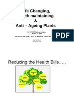 Life Changing,Anti aging Plants