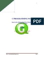 c Program Note