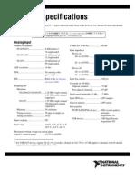 pxi 6251 specs