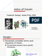 of Insulin
