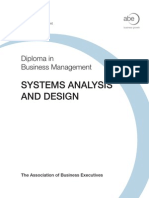 14 Systems Analysis and Design Txt