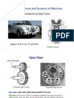 differential gear box design