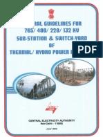 765_powerplants Cea Guidelines