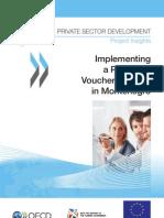 Implementing a Pilot SME Voucher Scheme in Montenegro