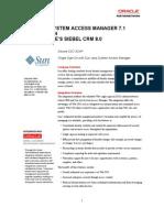 Sun Java Access Manager Siebel 80 Final