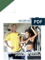 Curso Entrenador Personal II (Personal Trainer)