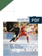 Curso Preparación Física de Fútbol Sala II