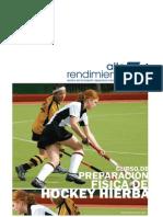 Curso Preparación Física Hockey Hierba