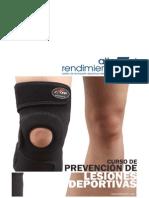 Curso de Prevención de Lesiones Deportivas