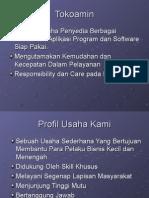 Contoh Aplikasi Program