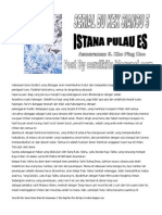 Serial Bu Kek Siansu 5 - Istana Pulau Es