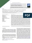 Sustenability Aquaculture Development
