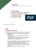 Analyse Du Paysage