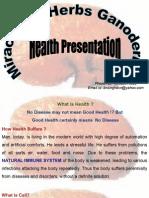Ganoderma For Happy Healthy Life