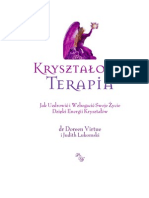 Doreen Virtue - Kryształowa terapia (fragmenty)