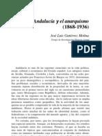 Andalucia y Anarquismo