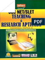 Teaching & Research Aptitude