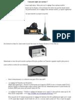 Comment régler une antenne - par Dundee33