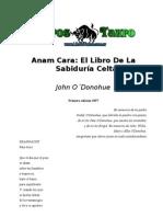 O´Donohue, John - Anam Cara _ El Libro de la Sabiduria Celta