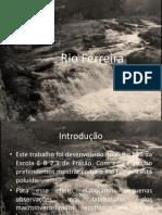 O Rio Ferreira