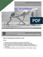 Fot 5269aula 16 - Dimensionamento de Condutobes e Eletbodutos PDF