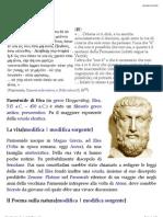 515 450 Parmenide Wikipedia