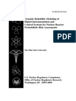 Dynamic Reliability Modeling of Digital Instrumentation and Control Systems