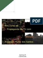 Mini Curso Propaganda TV
