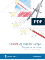 8016227 a British Agenda for Europe RIAA