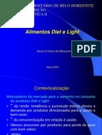Aula Diet e Light 2010