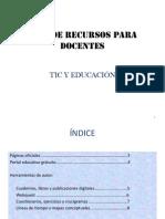 guiaderecursosparaelprofesorado-110525030455-phpapp01