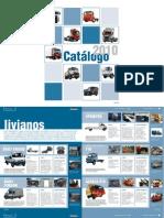 Catalogo Camiones