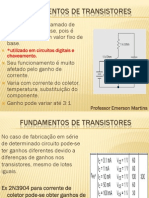 2bim 2fundamentos de Transistores Cap7 Resumido