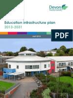 Education Infrastructure Plan v1