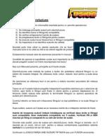 Manual Pentru Utilizarea Fitingurilor Electrofuziune