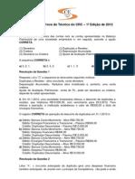 CRC Respostas da Prova marco_2012_técnico
