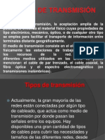 Presentacion Medios de Transmisión