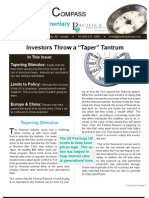 2013Q3 - Pacifica Newsletter - Taper Tantrum