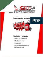 Catalago SEIN
