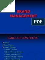 14784741 Brand Management