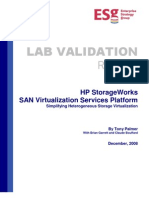 ESG Lab Validation HP SVSP