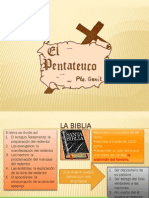 Clase 1 Pentateuco I