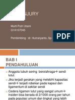 Sport Injury Murti