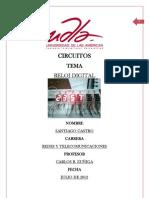 CIRCUITOS reloj digital.docx
