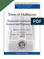 Halfmoon audit