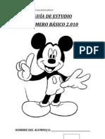 GUÍA DE ESTUDIO PARA LAS VACACIONES DE INVIERNO