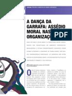 A DANÇA DA GARRAFA ASSÉDIO MORAL NAS ORGANIZACOES