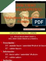 2a. EL DISCURSO PROPAGANDÍSTICO