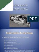 1.- Recien Nacido de Alto Riesgo - Prematuro