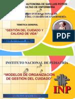 9_Modelos de organización en la gestión del cuidado